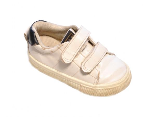 Biele botasky chlapčenské HM