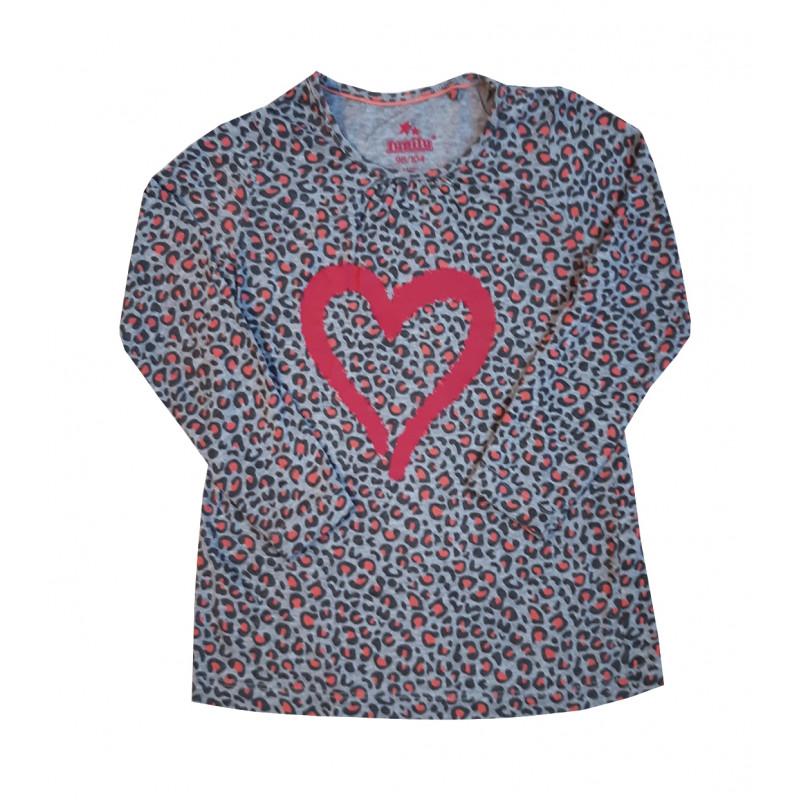 Dievčenské tričko LUPILU
