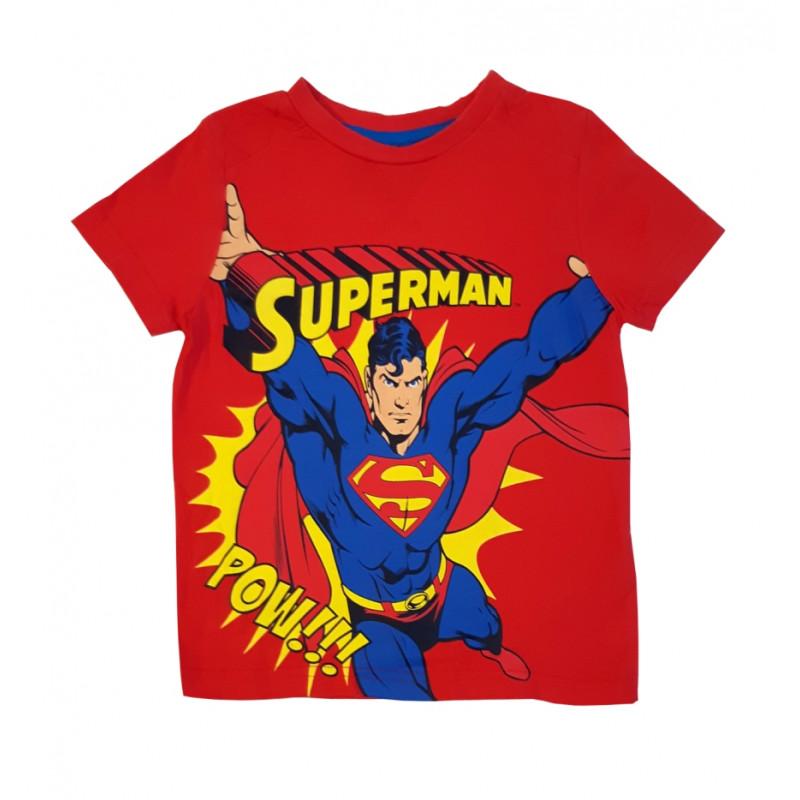 Chlapčenské tričko SUPERMAN