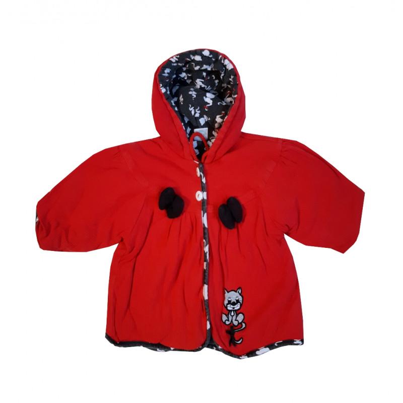 Dievčenský kabátik DER bär