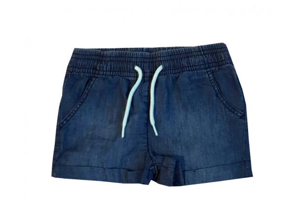 Chlapčenské šortky LUPILU denimové