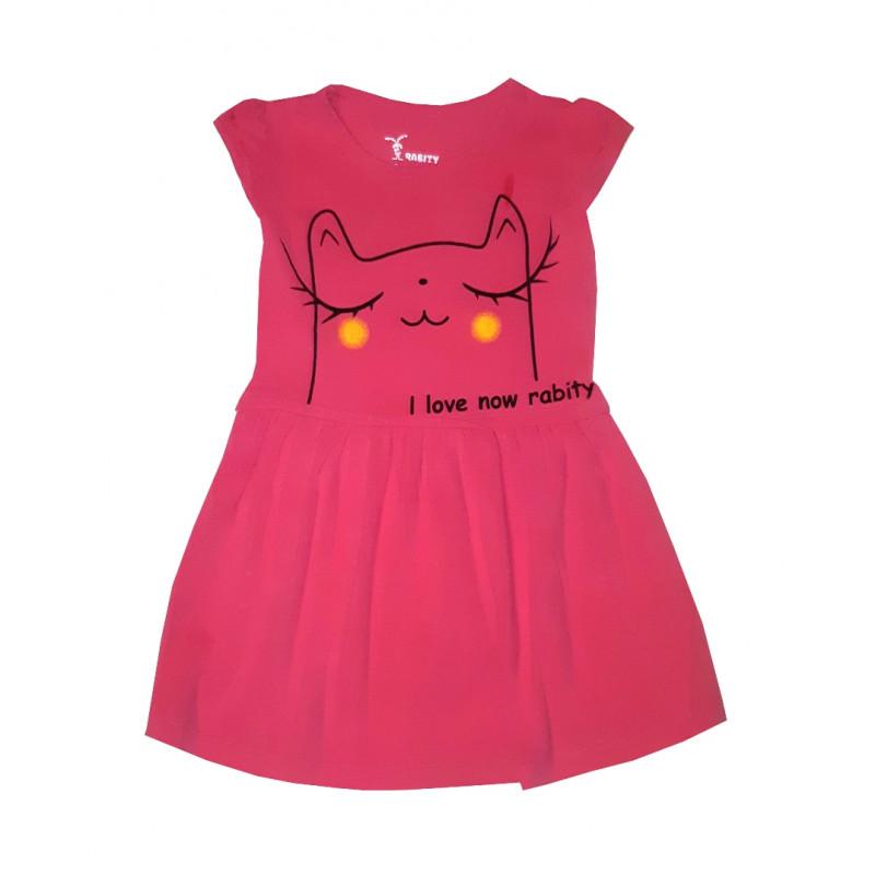 Dievčenské šaty RABITY