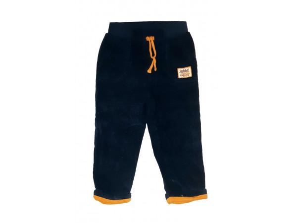 Chlapčenské menčestrové nohavice ERGEE
