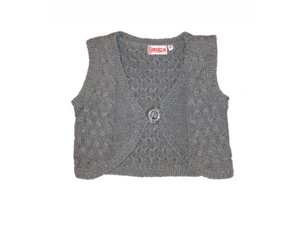 Dievčenské pletené bolero BOCA