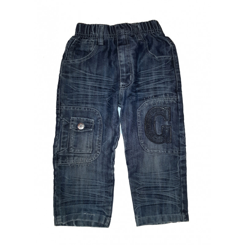 Detské riflové nohavice H.L. XIANG