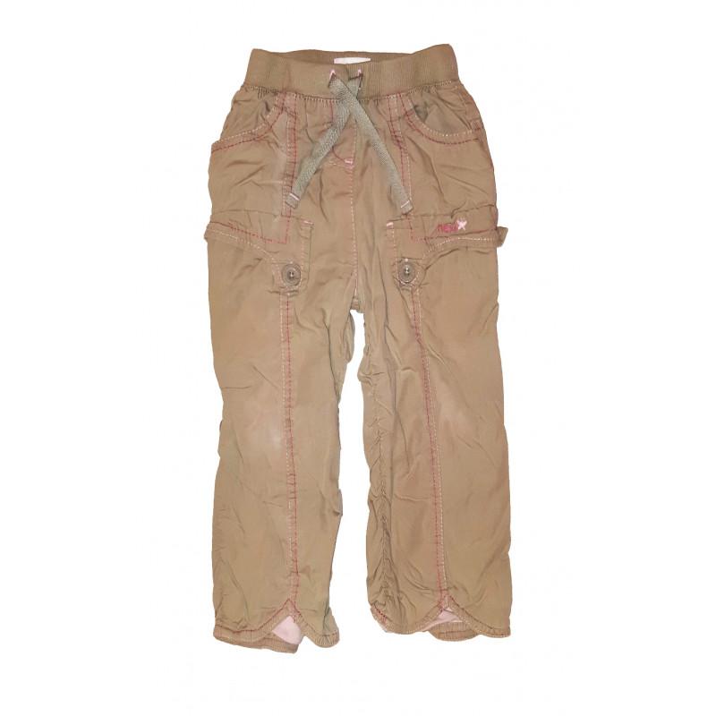 Dievčenské zateplené nohavice NEXT