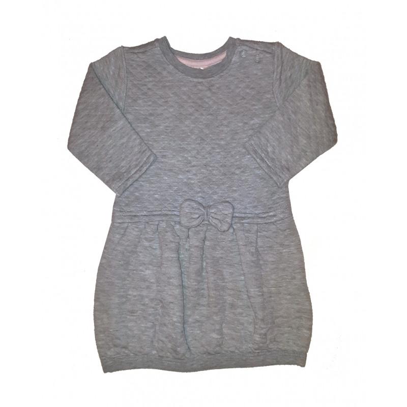 Dievčenské úpletové  šaty ERGEE
