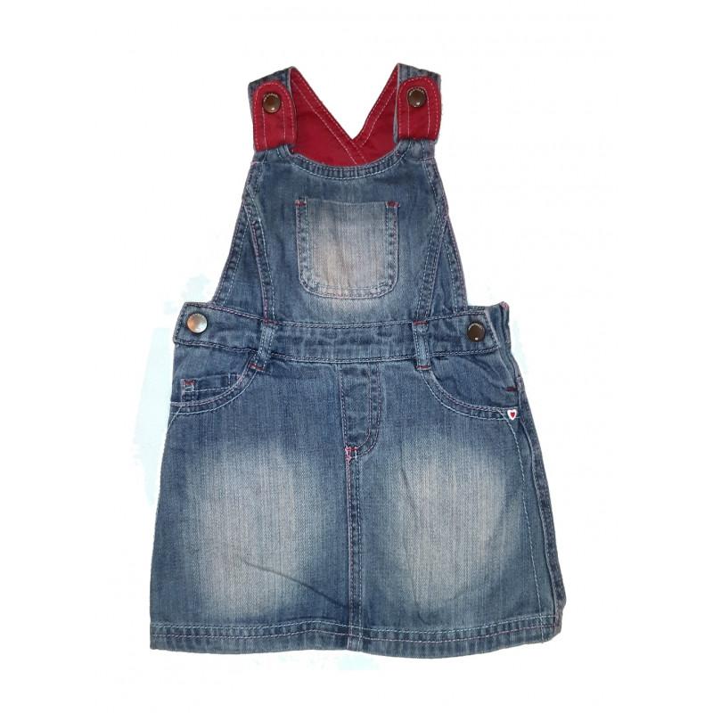 Dievčenské riflové šaty MARKS & SPENCER