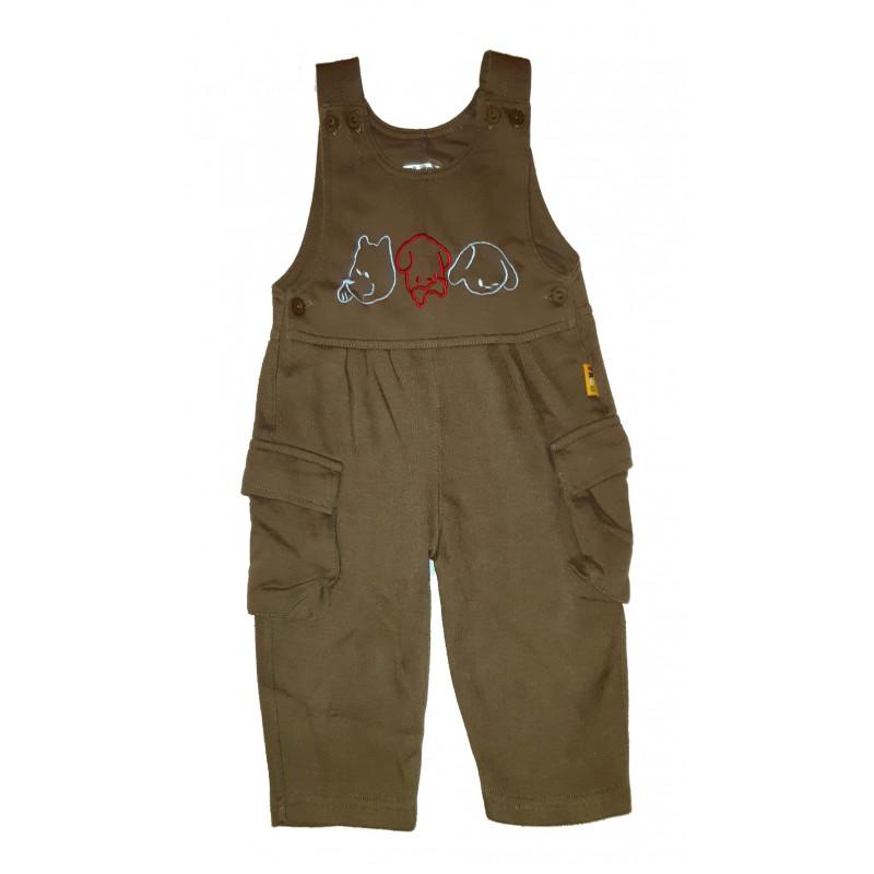 Teplákové detské nohavice FROG