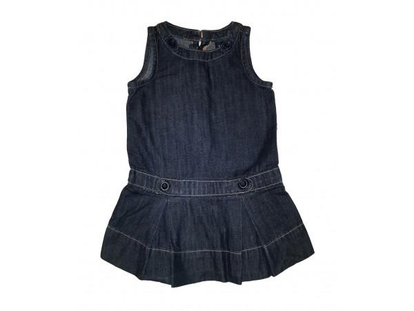 Dievčenské riflové šaty BABY GAP
