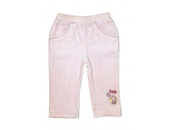 Dievčenské ružové tepláky CHEROKEE