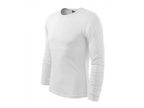 Pánske Tričko FIT-TLS biela