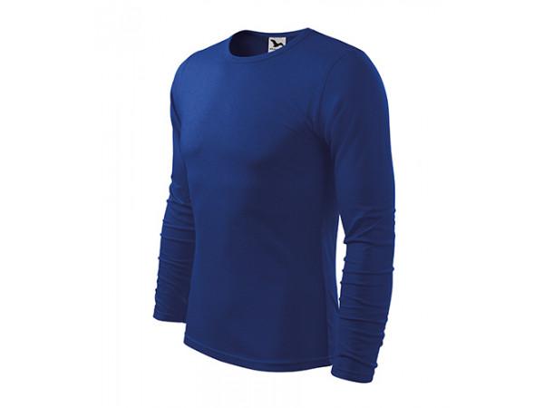 Pánske Tričko FIT-TLS kráľovská modrá