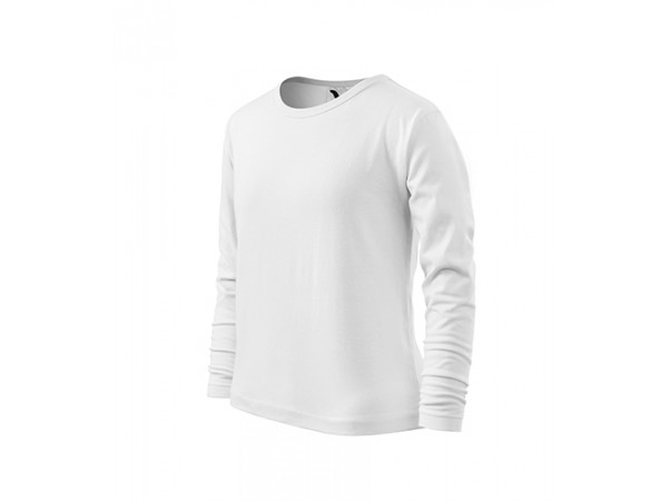 Detské Tričko Fit-TLS biela