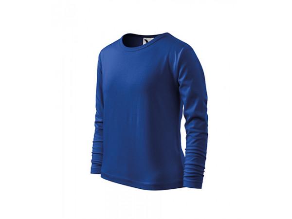 Detské Tričko Fit-TLS kráľovská modrá