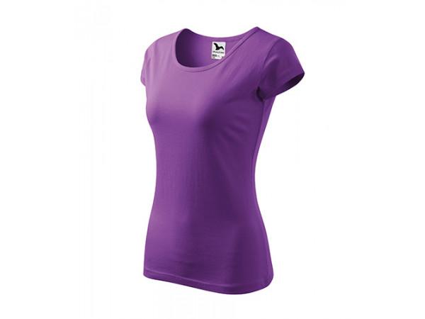 Dámske Tričko Pure fialová