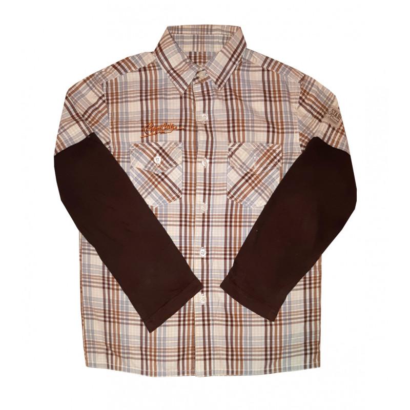 Chlapčenská košeľa REKIDS