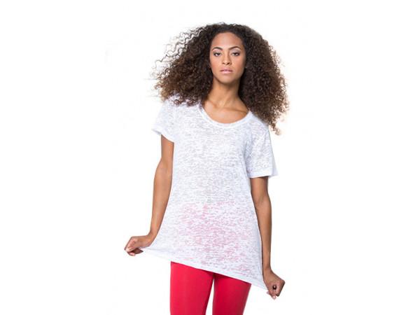 Dámske tričko biele Subli