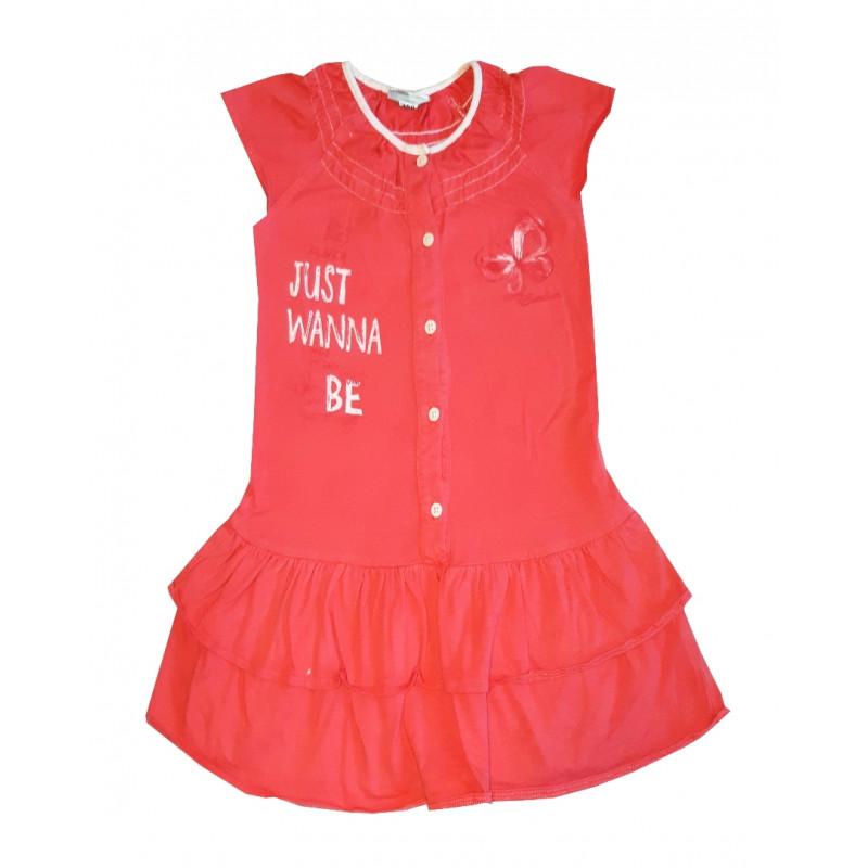 Dievčenské šaty BIMBUS