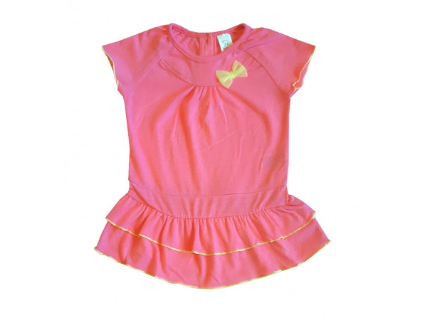 Dievčenské šaty BABY CLUB