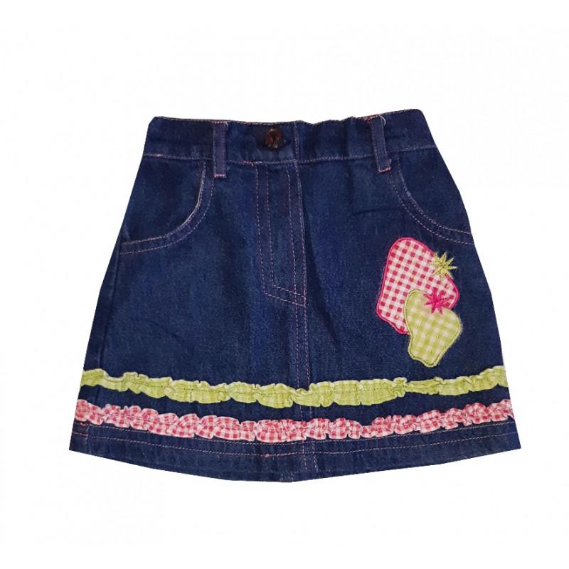 Dievčenská riflová suknička LYNNAT