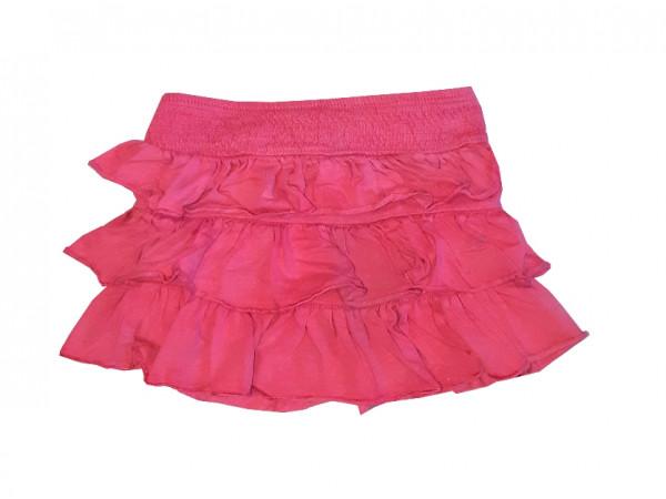 Dievčenská ružová suknička