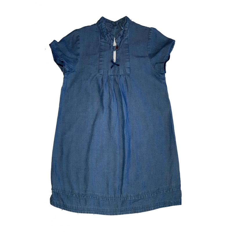 Dievčenské riflové šaty IANA