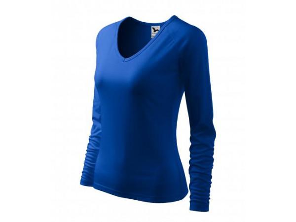 Dámske Tričko Elegance kráľovská modrá