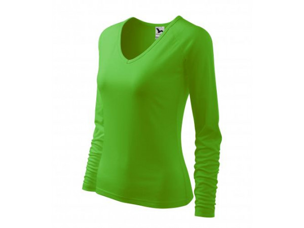 Dámske Tričko Elegance jablkovo zelená