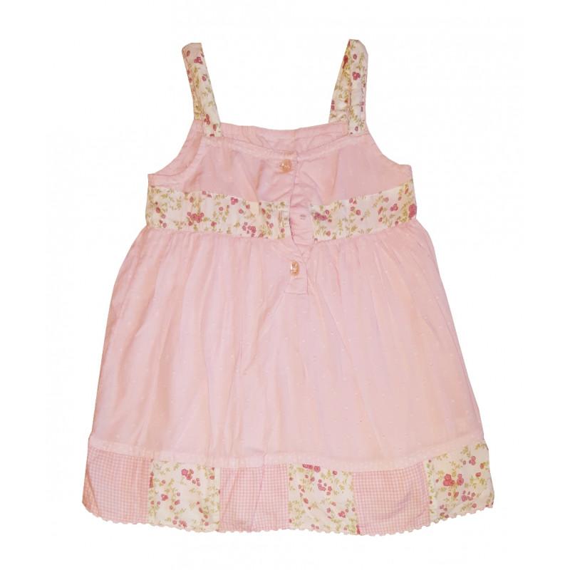 Dievčenské šaty, ružové, NEXT
