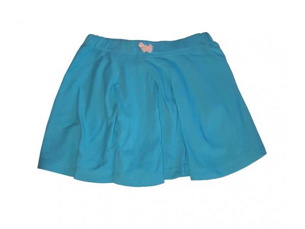 Dievčenská modrá suknička LUPILU