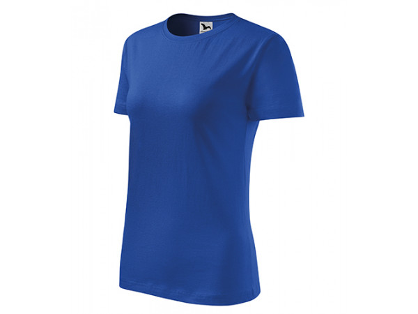 Dámske Tričko Classic New kráľovská modrá