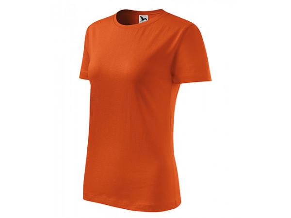 Dámske Tričko Classic New oranžová