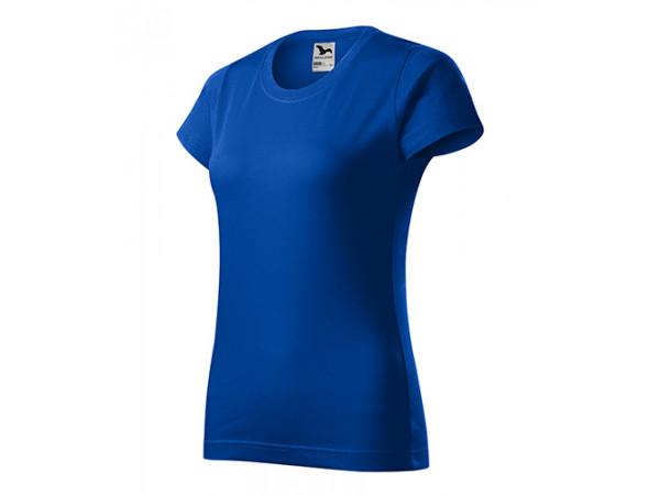 Dámske Tričko Basic kráľovská modrá