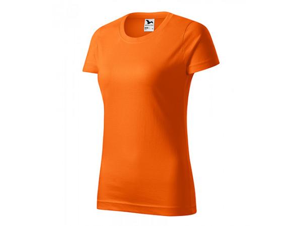 Dámske Tričko Basic oranžová
