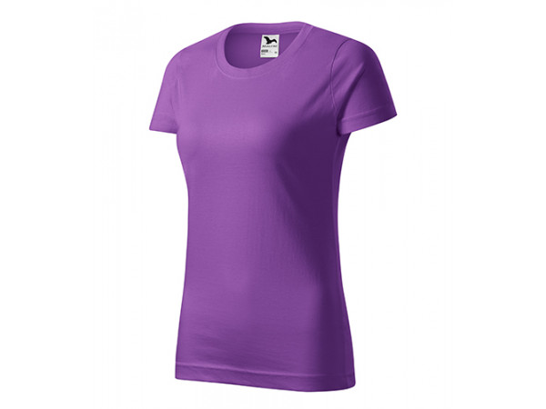 Dámske Tričko Basic fialová