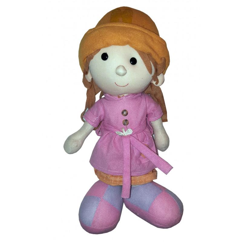 Plyšová bábika
