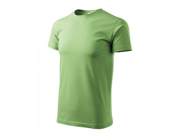 Unisex Tričko Heavy New hráškovo zelená