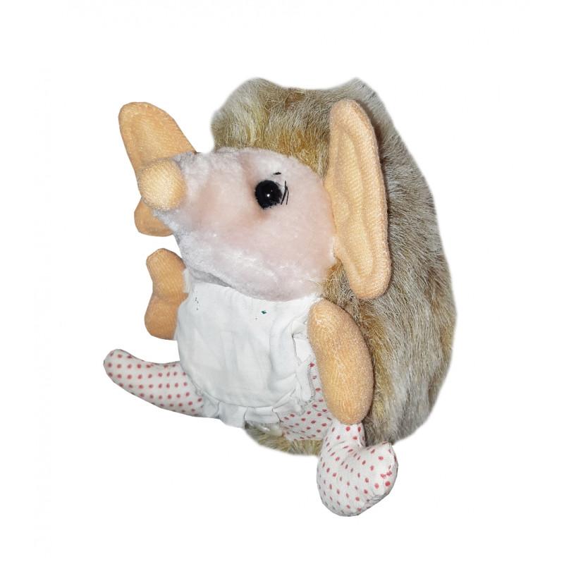 Plyšový ježko – slečna