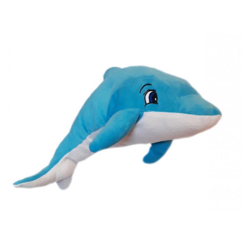 Plyšový delfín