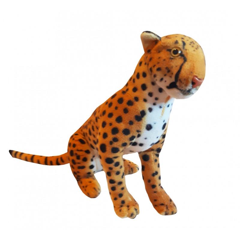 Plyšový leopard kráľovský