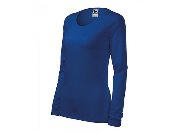 Dámske Tričko Slim kráľovská modrá