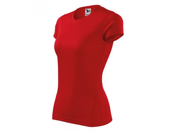 Dámske Tričko Fantasy červená