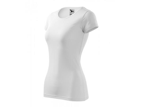 Dámske Tričko Glance biela