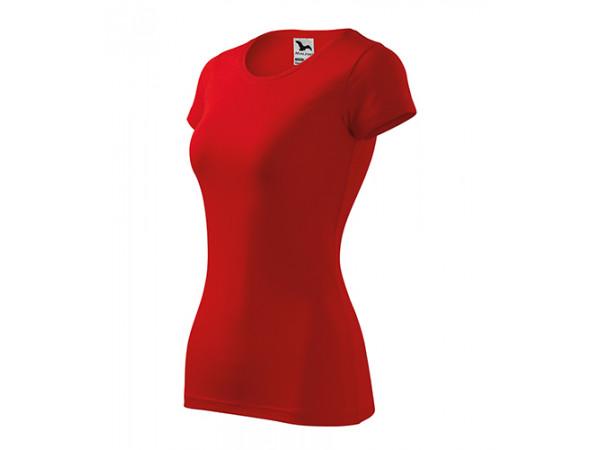 Dámske Tričko Glance červená