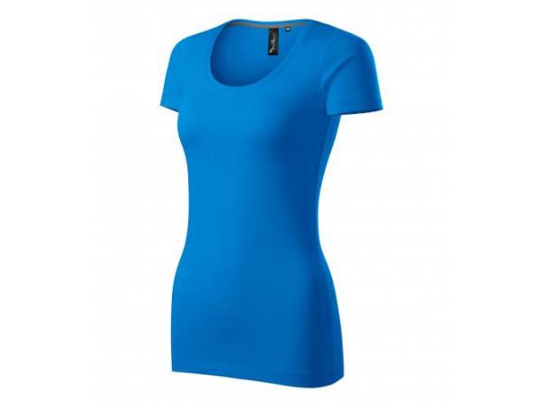 Dámske Tričko Action kráľovská modrá