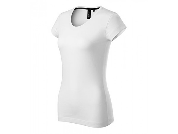Dámske Tričko Exclusive biela