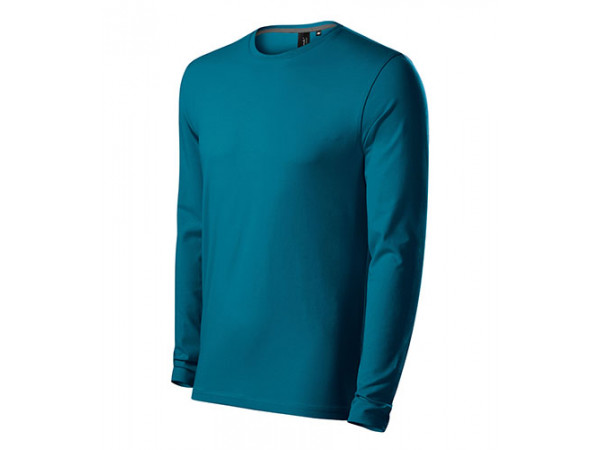 Pánske Tričko BRAVE petrolejovo modrá