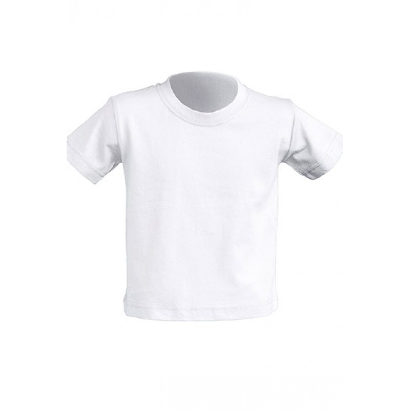 Tričko pre novorodenca biele