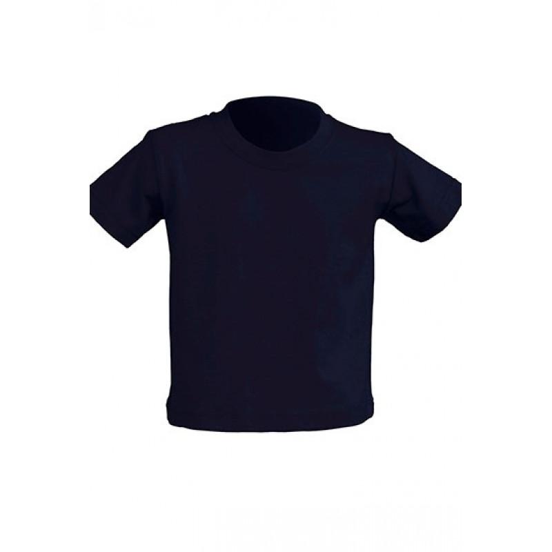 Tričko pre novorodenca námornícka modrá